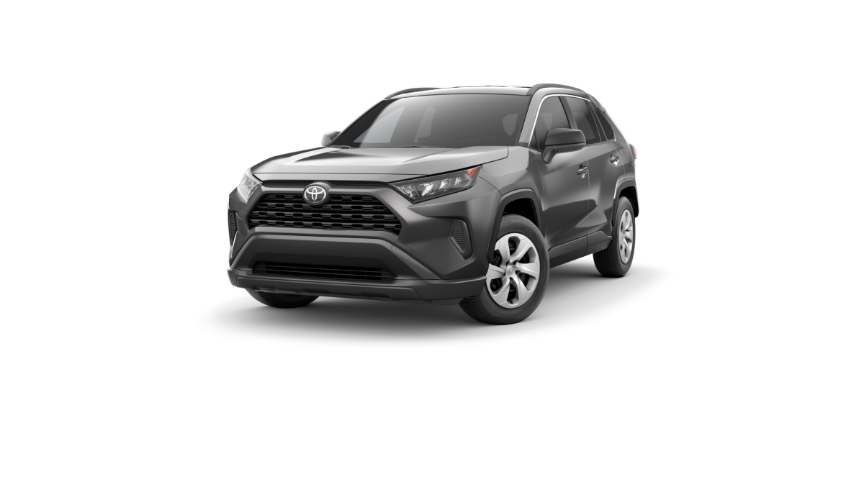 2019 Toyota Rav4 Magnetic Gray Metallic