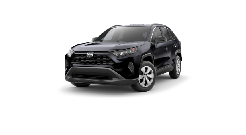 2019 Toyota Rav4 Midnight Black Metallic