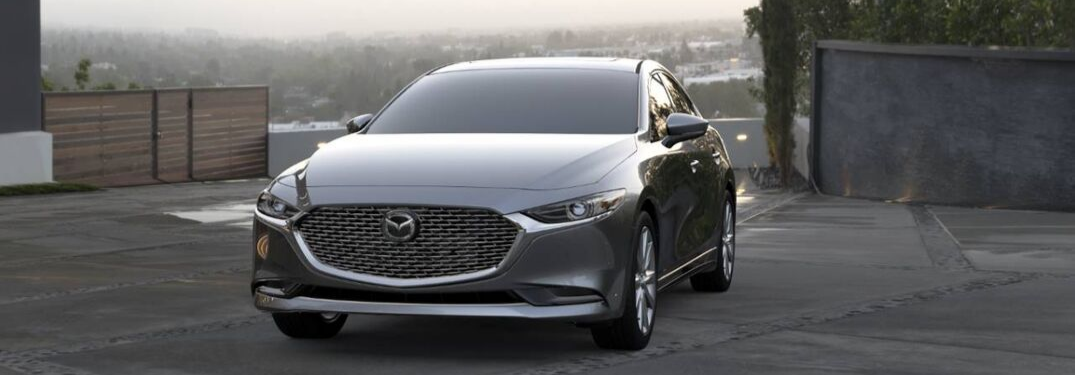 New Standard Mazda3 Features and Technologies on 2020