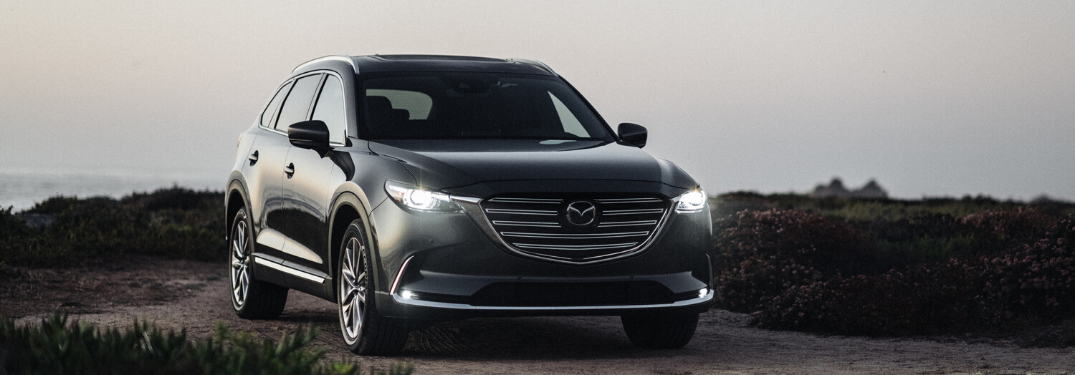 What are the Trim Options of the 2020 Mazda CX-9?