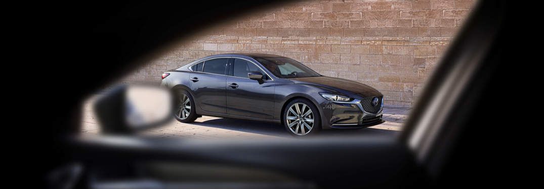 Safety Technologies of the 2020 Mazda6