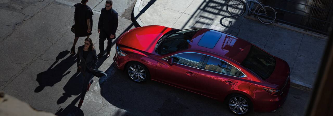 New Features and Technologies on the 2020 Mazda6