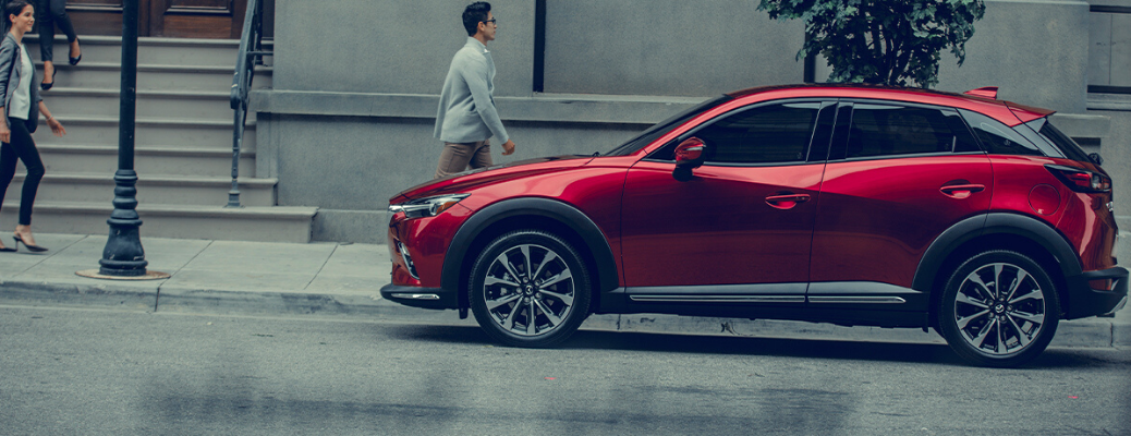 What are the Trim Levels of the 2020 Mazda CX-3?