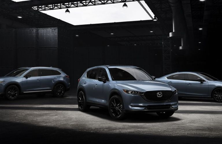 2021 Mazda CX-5 and other models