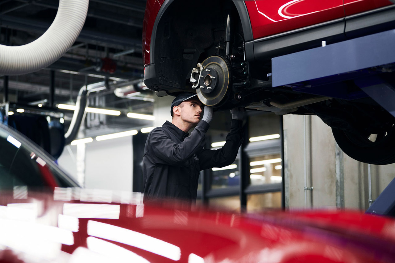 What To Expect from Our Mazda Service Center