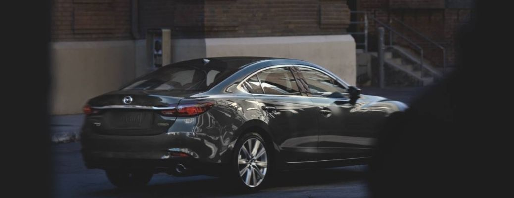 What are the 2021 Mazda6 Trim Levels?