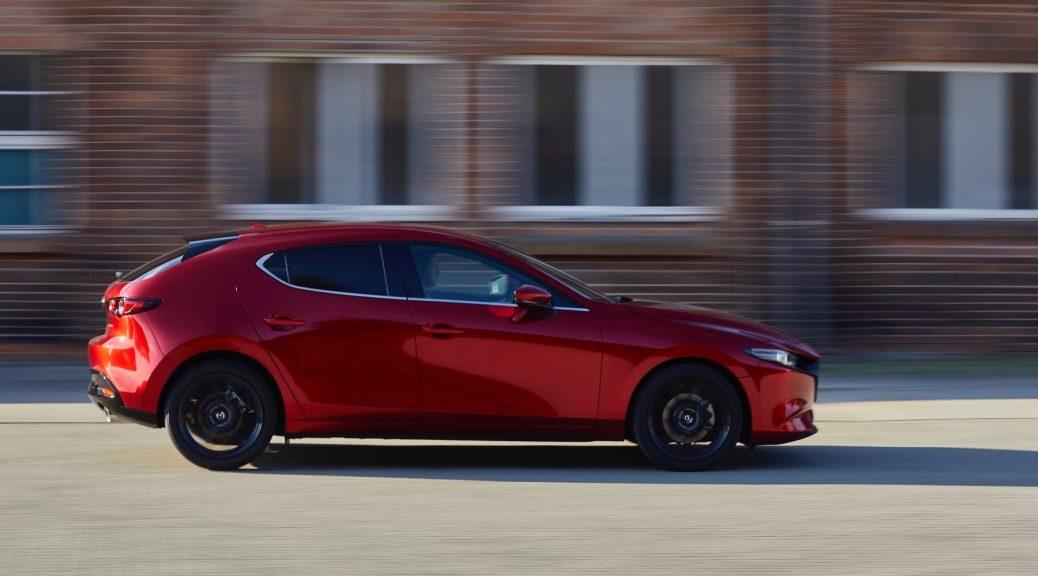 Mazda3 hatchbacks
