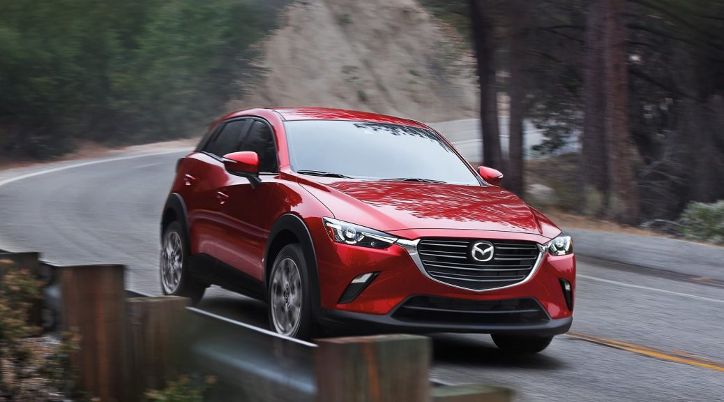 2021 Mazda CX-3 Apple CarPlay