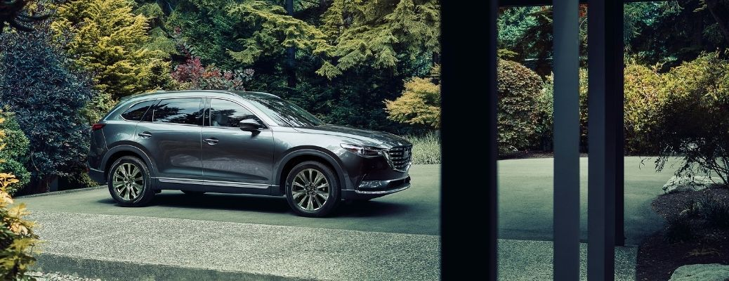 What Are the Trim Levels of the 2021 Mazda CX-9?