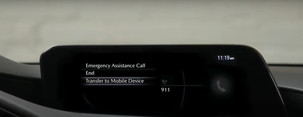 How Do the Mazda Connected Services Keep You Safe?