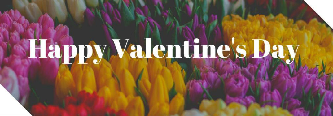 Where can I find some flowers for Valentine's Day?