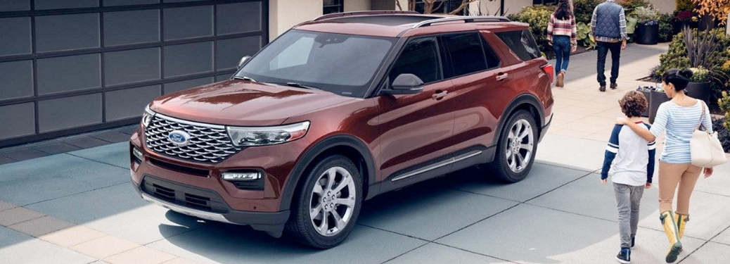 What Colors Does The 2020 Ford Explorer Come In Sheehy