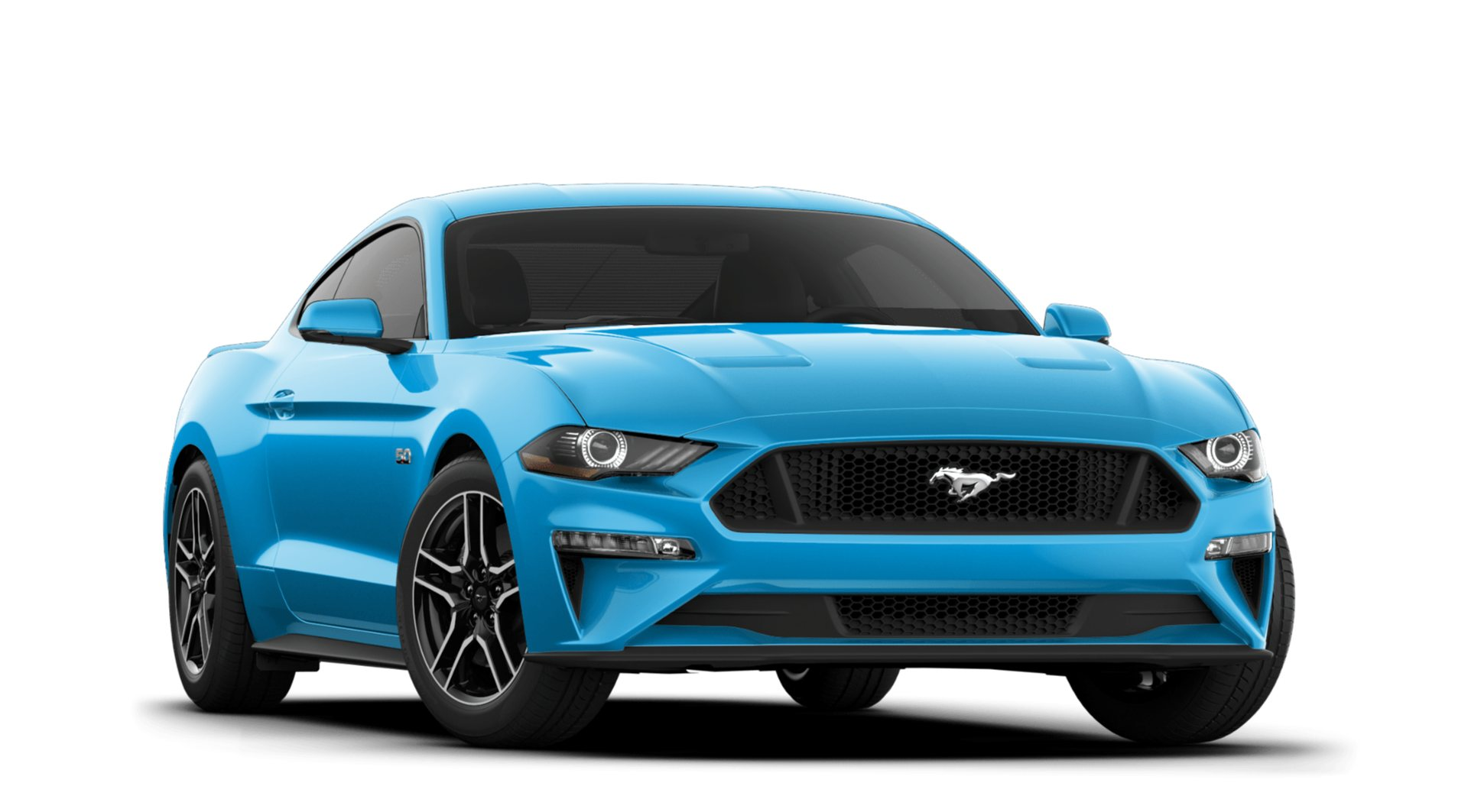 2020 Ford Mustang Velocity Blue