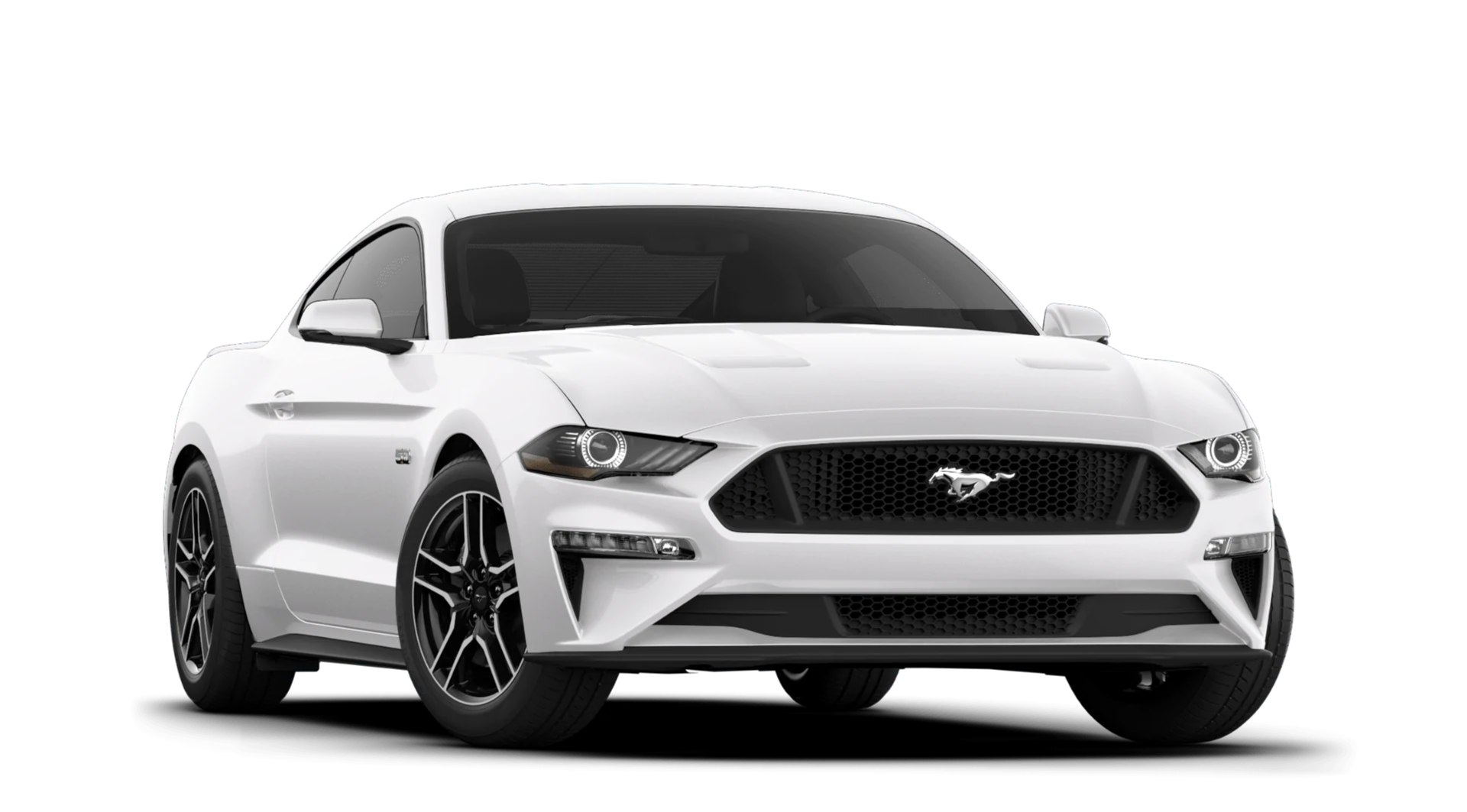 2020 Ford Mustang Oxford White