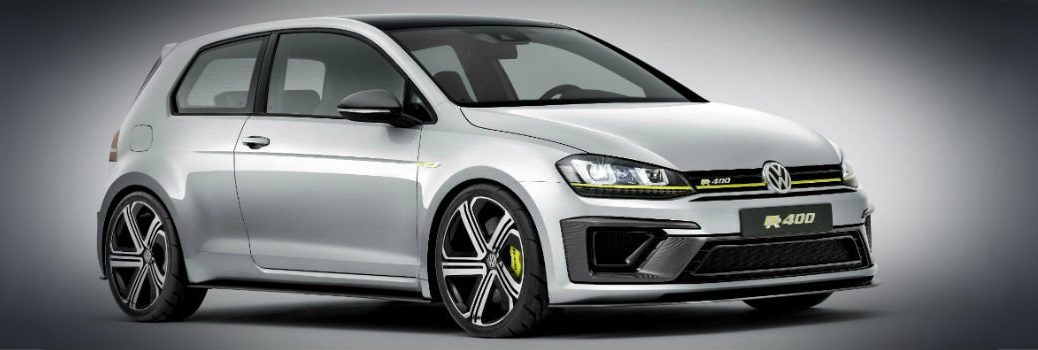 Could The Vw Golf R400 Go Into