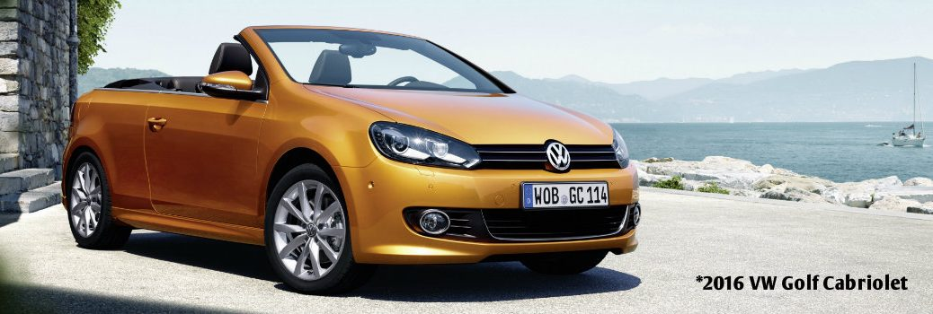 Is A 2018 Vw Golf Cabriolet Making