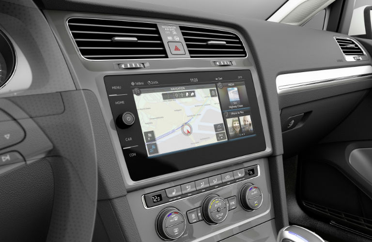 e-Golf Touch MIB System