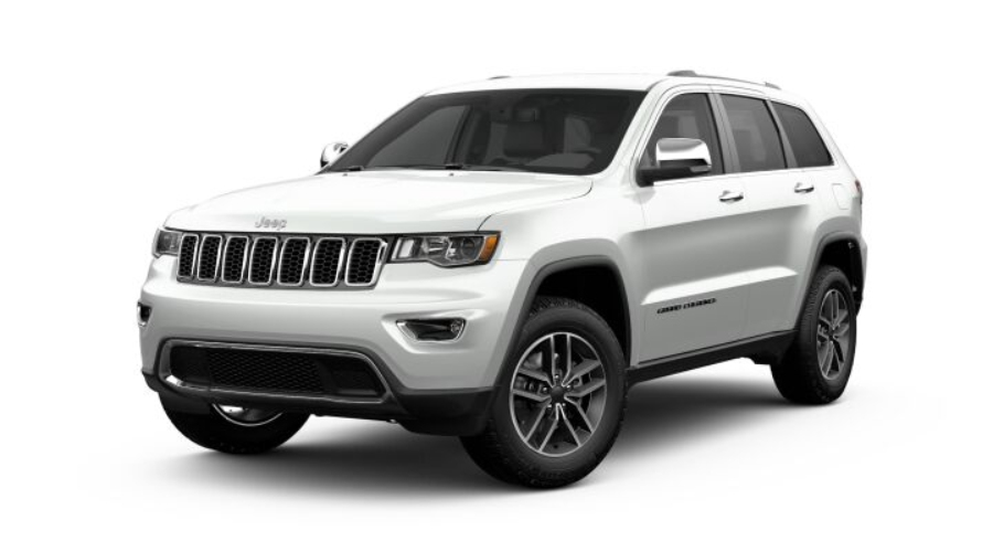 2019 Jeep Cherokee in Bright White