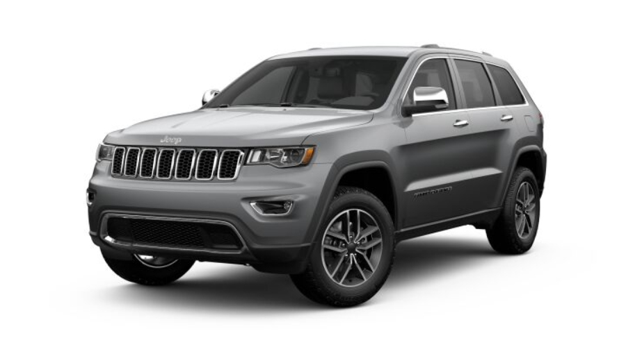 2019 Jeep Cherokee in Billet Silver Metallic