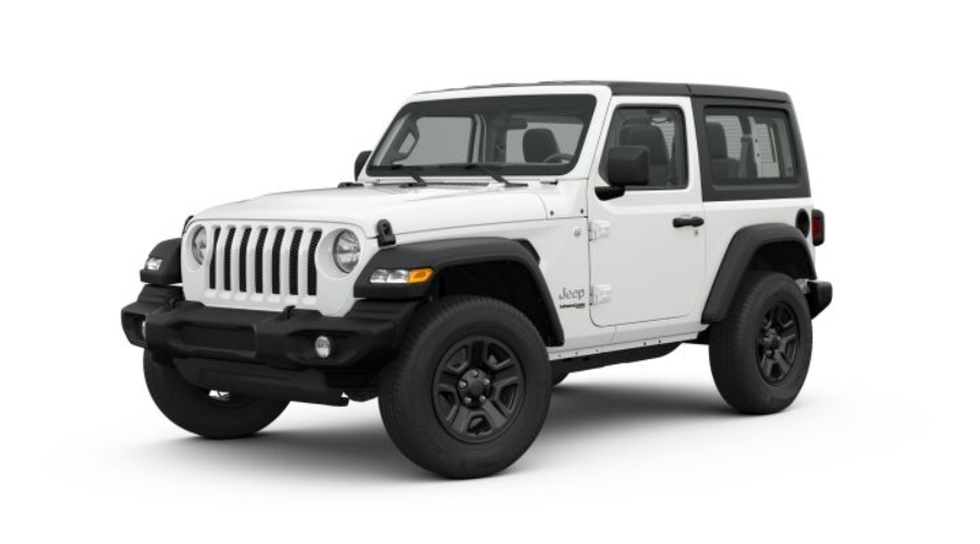 2019 Jeep Chrysler in Bright White