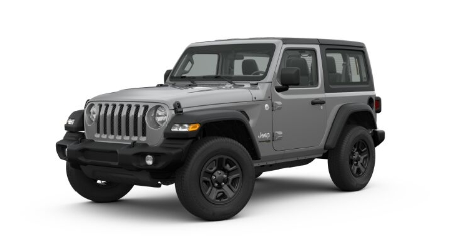 2019 Jeep Chrysler in Sting-Gray