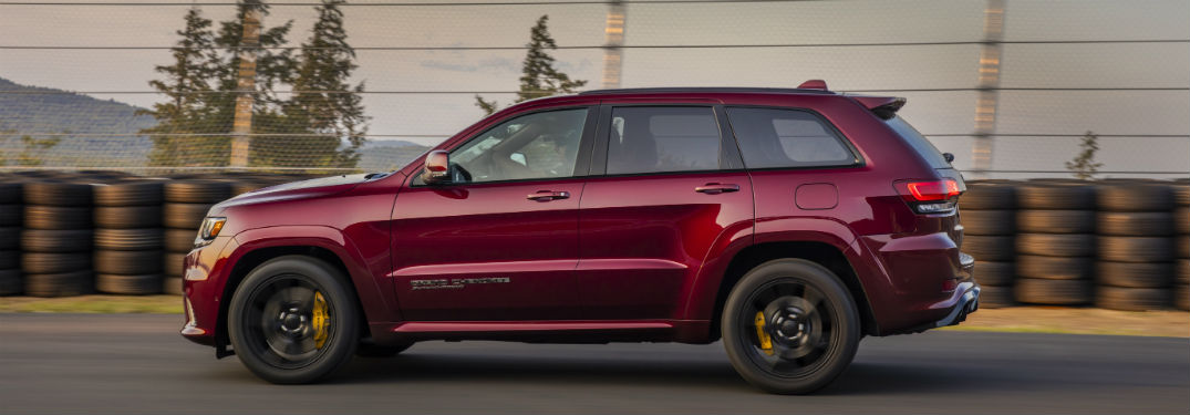 Check Out the New Interior and Exterior Style Features for the 2020 Jeep Grand Cherokee Lineup at Deacon's Chrysler Dodge Jeep Ram near Cleveland OH