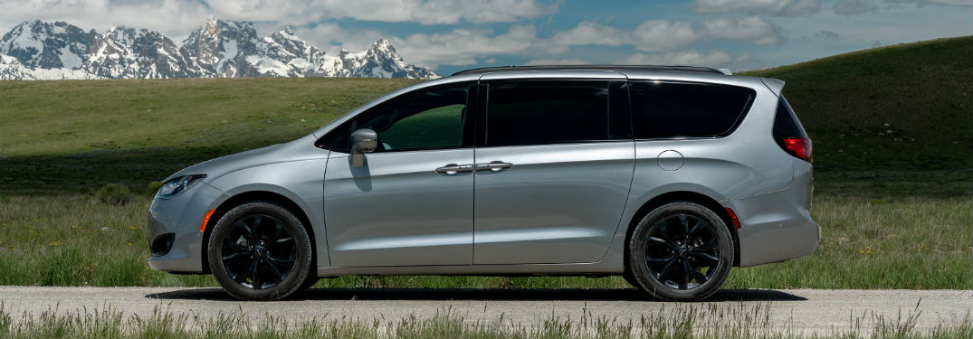 How Much Passenger and Cargo Space is Featured in the 2020 Chrysler Pacifica at Deacons Chrysler Dodge Jeep Ram near Cleveland OH?