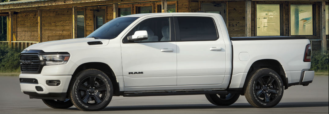 What Customization Options are Available for the 2020 Ram 1500 Lineup at Deacons Chrysler Dodge Jeep Ram near Cleveland OH?