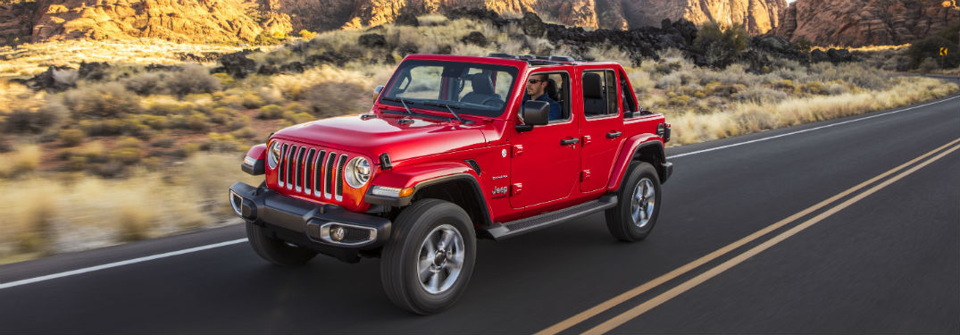 Has an EcoDiesel Engine Been Added to the Powertrain Options for the 2020 Jeep Wrangler Lineup at Deacons CDJR near Cleveland OH?