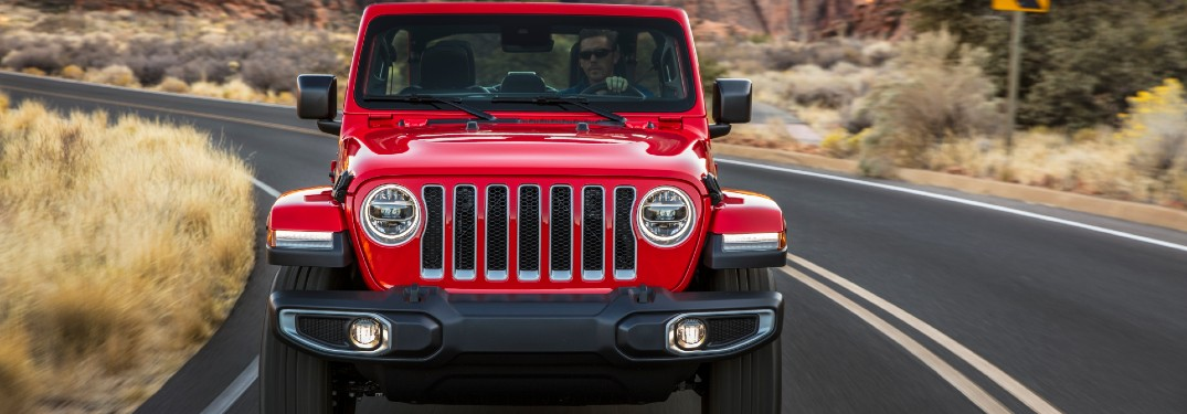 How Many Exterior Color Options are Available for the 2020 Jeep Wrangler Lineup at Deacons Chrysler Dodge Jeep Ram near Cleveland OH?