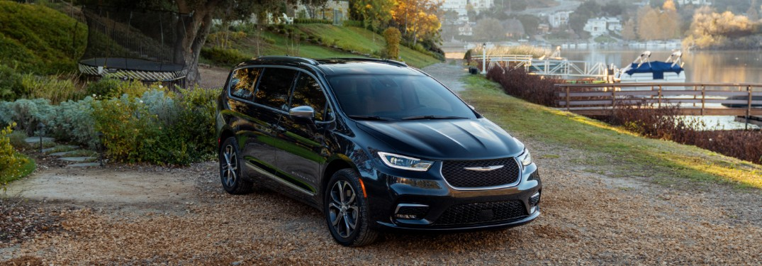 Will the 2021 Chrysler Pacifica Lineup Arrive at Deacons CDJR near Cleveland OH Before the End of 2020?