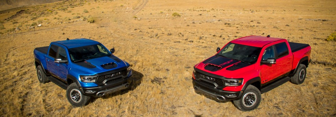 Which of the 2021 Ram 1500 Engine Options at Deacons CDJR near Cleveland OH is the Most Powerful?