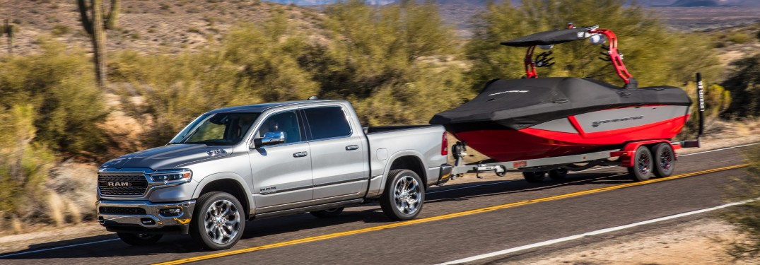 Does the 2021 Ram 1500 Lineup at Deacons Chrysler Dodge Jeep Ram near Cleveland OH Feature Enough Towing and Payload Prowess to Handle Any and All Jobs?