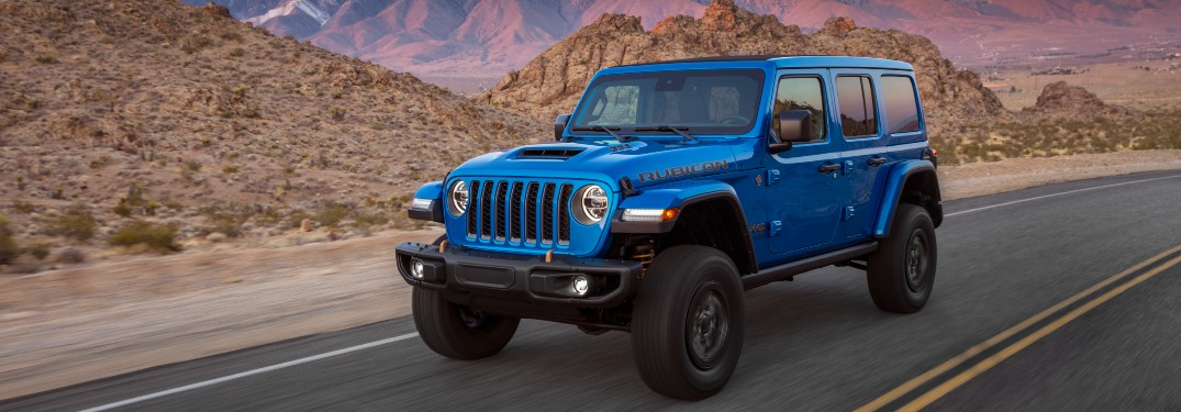 What's the Starting Price for the 2021 Jeep Wrangler Rubicon 392 Launch Edition at Deacons Chrysler Dodge Jeep Ram near Cleveland OH?
