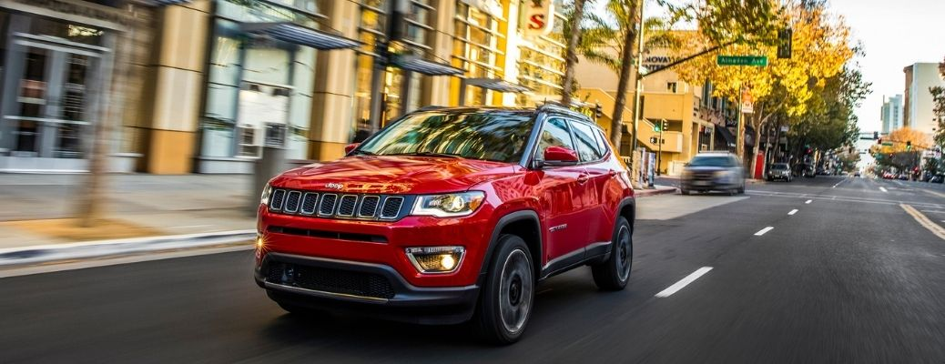 Key Safety Features of the 2021 Jeep Compass