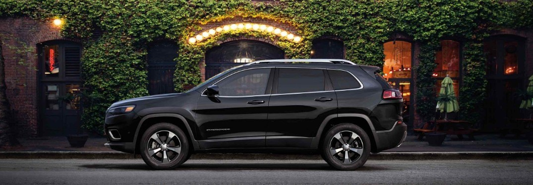 2019 Jeep Cherokee Trim Level Options and MSRP
