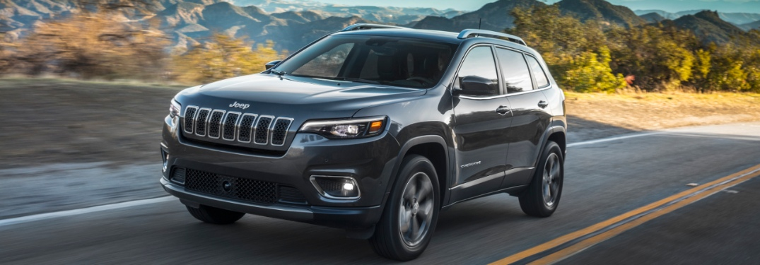 2019 Jeep Cherokee Named Top Safety Pick By IIHS