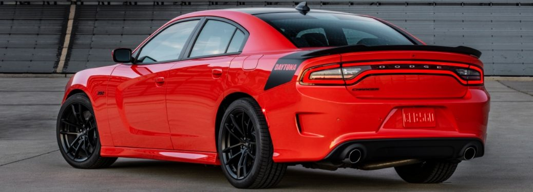 red dodge charger for 2020
