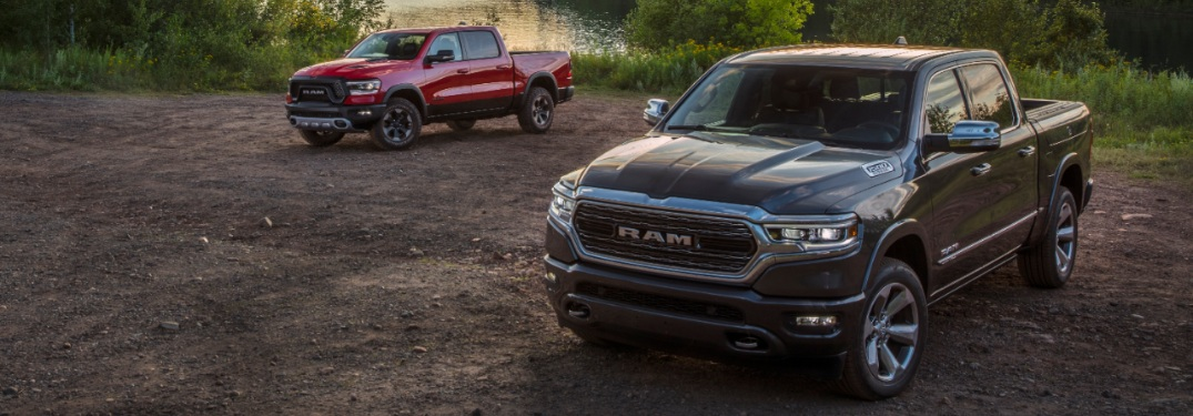2020 Ram 1500 EcoDiesel Offers Impressive MPG and Class-Leading Torque