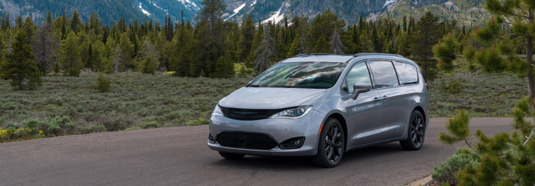 The Red S Edition Brings Style to the 2020 Chrysler Pacifica