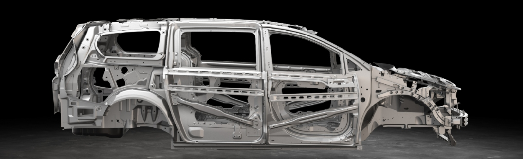 2020 chrysler voyager steel frame