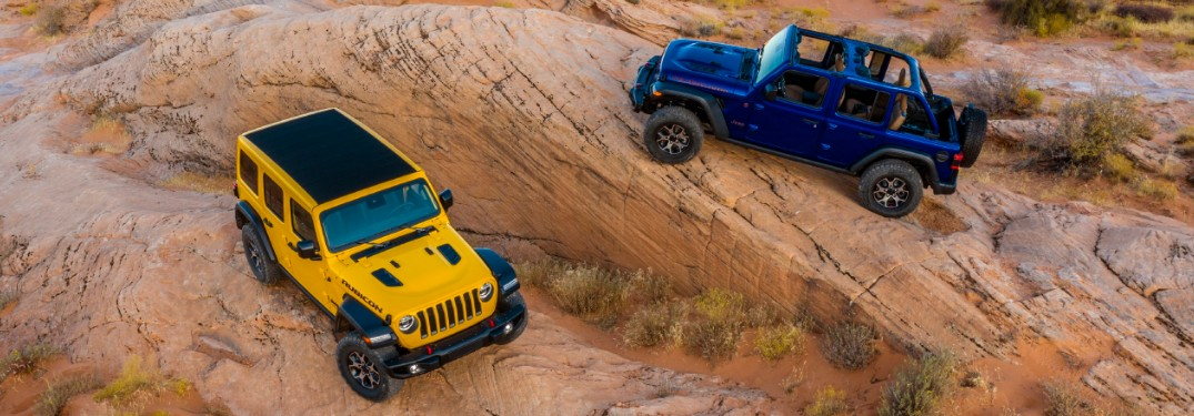 Jeep Wrangler EcoDiesel Brings New Blend of Efficiency and Power to the Lineup