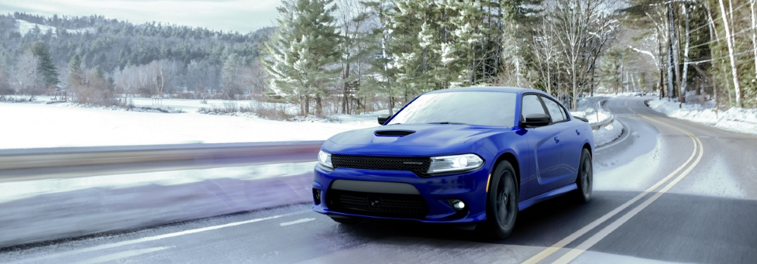 The Dodge Charger Is Available With AWD for 2020