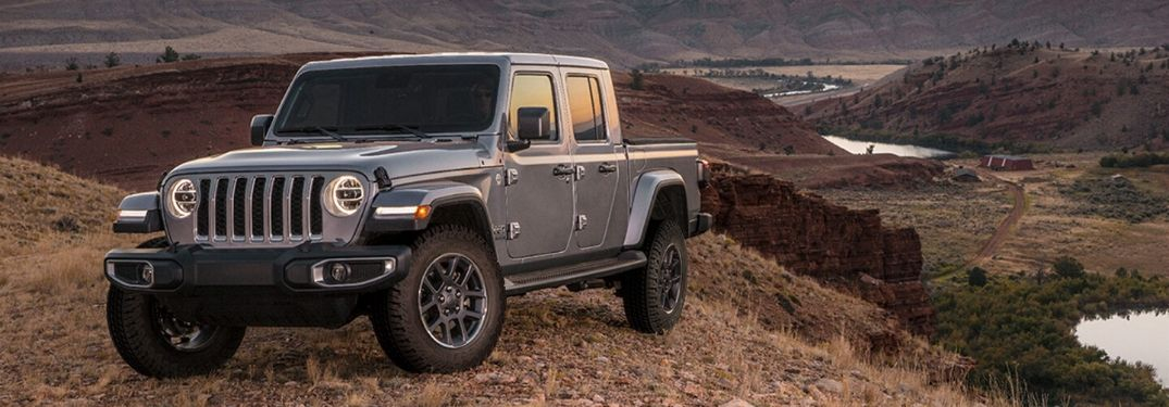 Does the Jeep Gladiator Have a Rubicon Model?