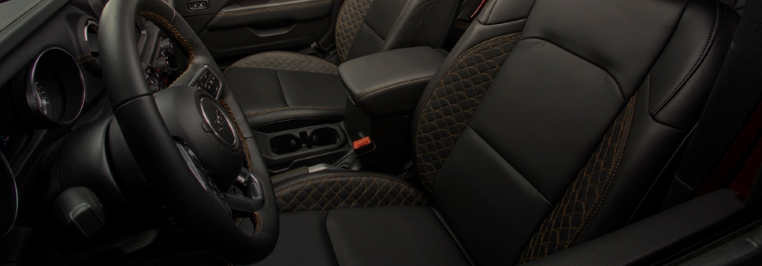 Check Out Some of the Best Car Interiors for 2020