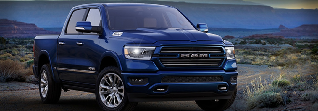 Southwest Edition of the Ram 1500 Launches But Is Only Available In or Near Texas