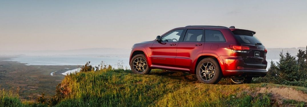 Which Jeep Grand Cherokee Models Are Available With The Quadra