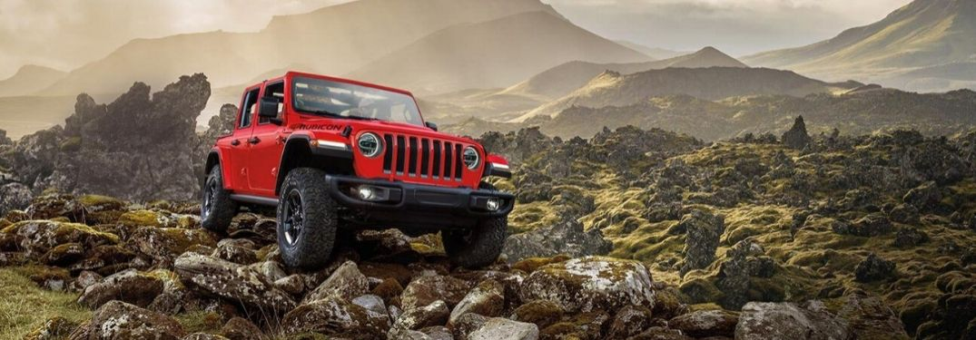 How Many Colors Are Available for the 2020 Jeep Wrangler?