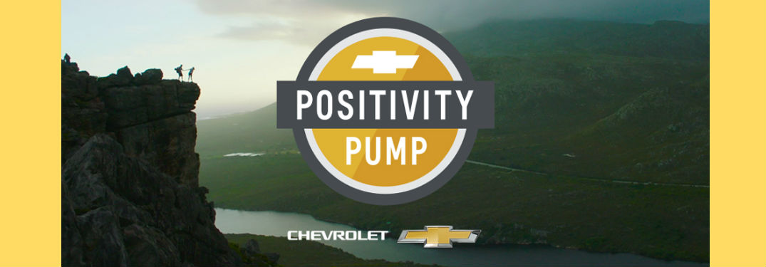 The Chevrolet Positivity Pump Experience Across the World!