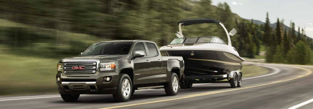Gmc Canyon Towing Capacity >> 2017 Gmc Canyon Towing Capacity